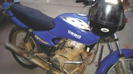 moto deso acidente