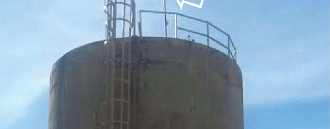 caixa antena