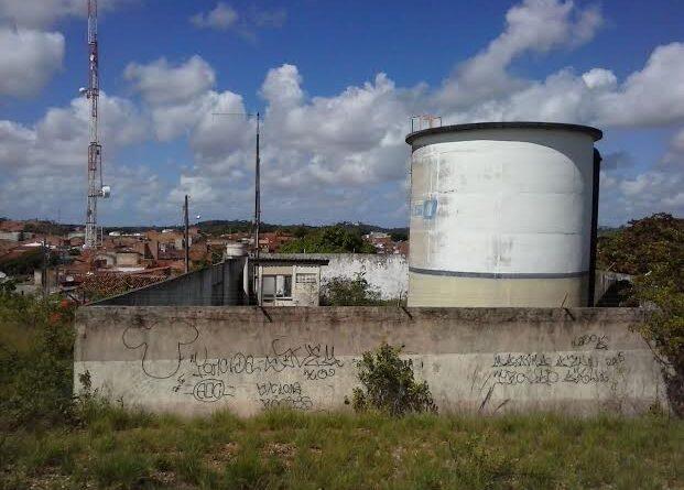 Reservatorio elevado Eduardo.Gomes Lafayete.Coutinho