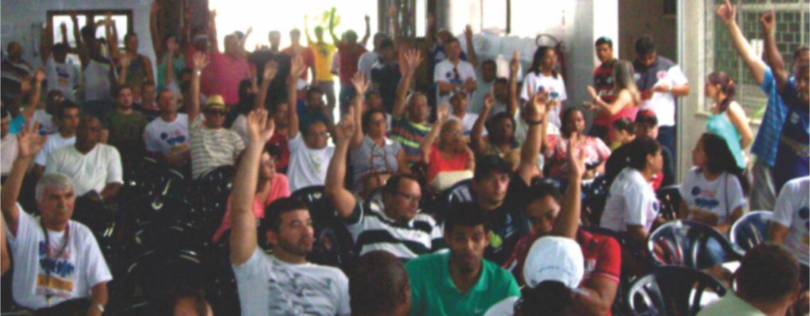 Em votação, categoria optou pela aceitação da contraproposta e fechamento do ACT
