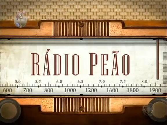 radio peao