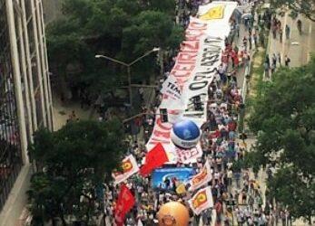 protesto cedae 2