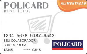 cartao policard