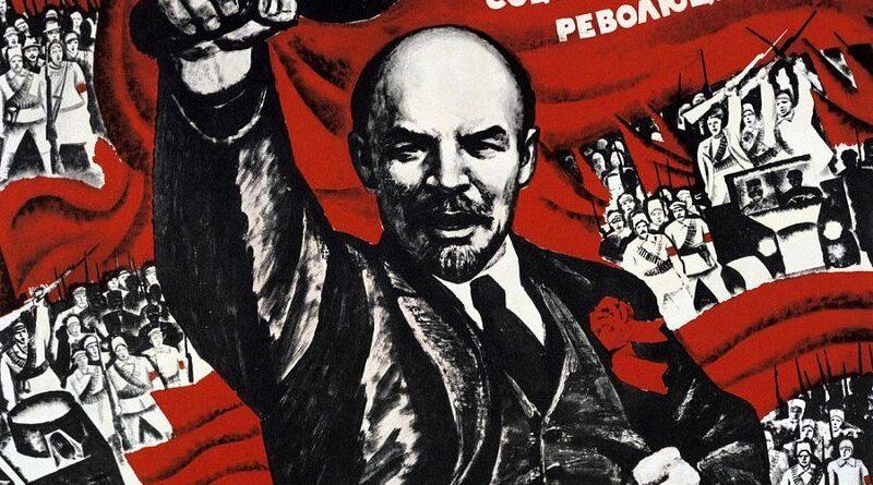 revolucao russa lenin