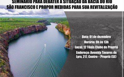 Convite seminario Propria Chesf
