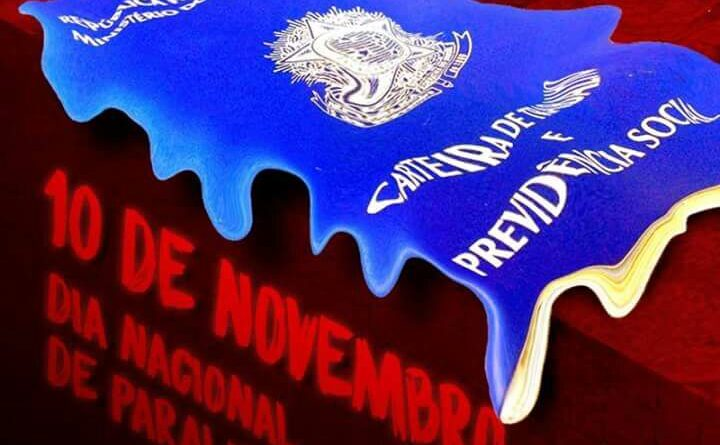 banner cut paralisacao