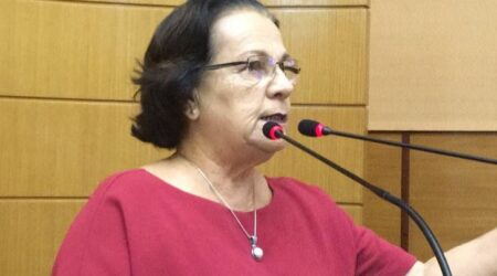 Deputada Ana Lucia