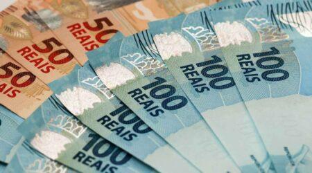 dinheiro real notas