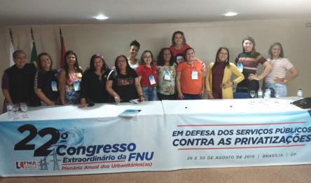 mulheres urbanitarias congresso