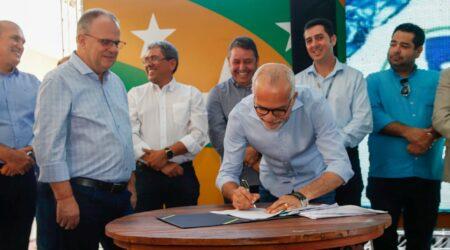 ato assinatura contrato Deso PMA 001