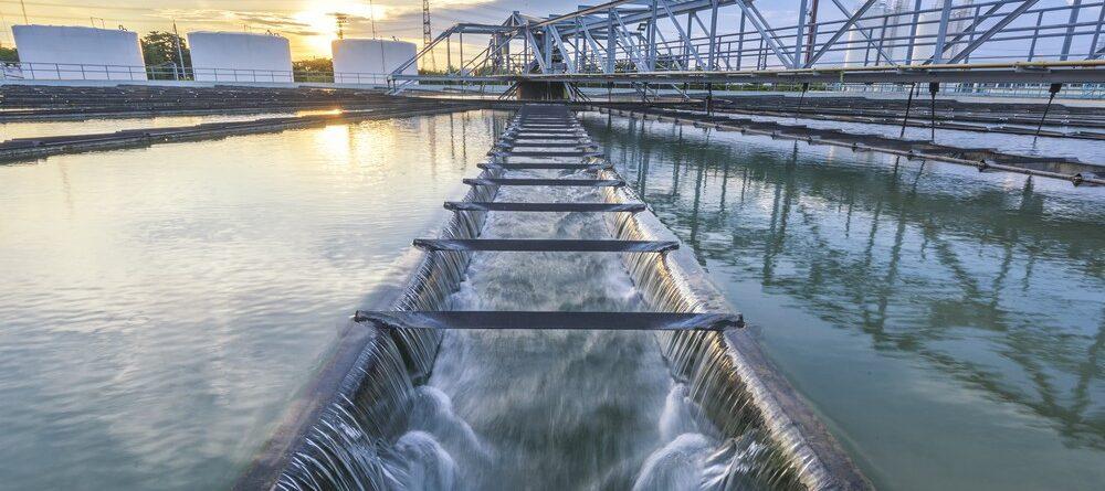 tratamento agua